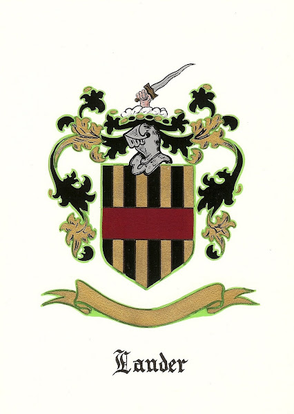 Lander coat of arms