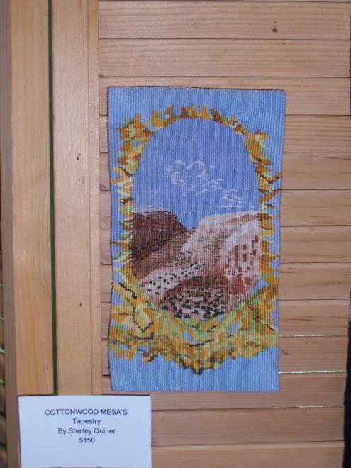 Cottonwood mesa's