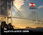 Ciudad de Vigo Galicia España