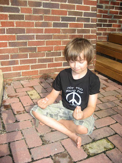 dakota peace 2 - Siera and Dakota: The Soul Flower Kiddos