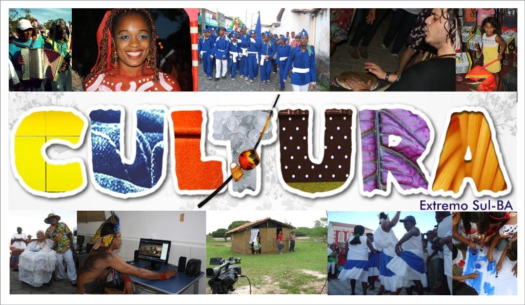 Cultura no Extremo Sul da Bahia.