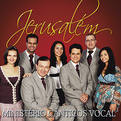 C�nticos Vocal - Jerusal�m (Playback)
