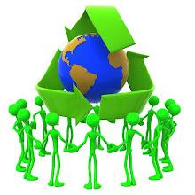 Faça sua parte, recicle!