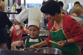 Gotowanie z Knorr - świetna zabawa z dziećmi:)
