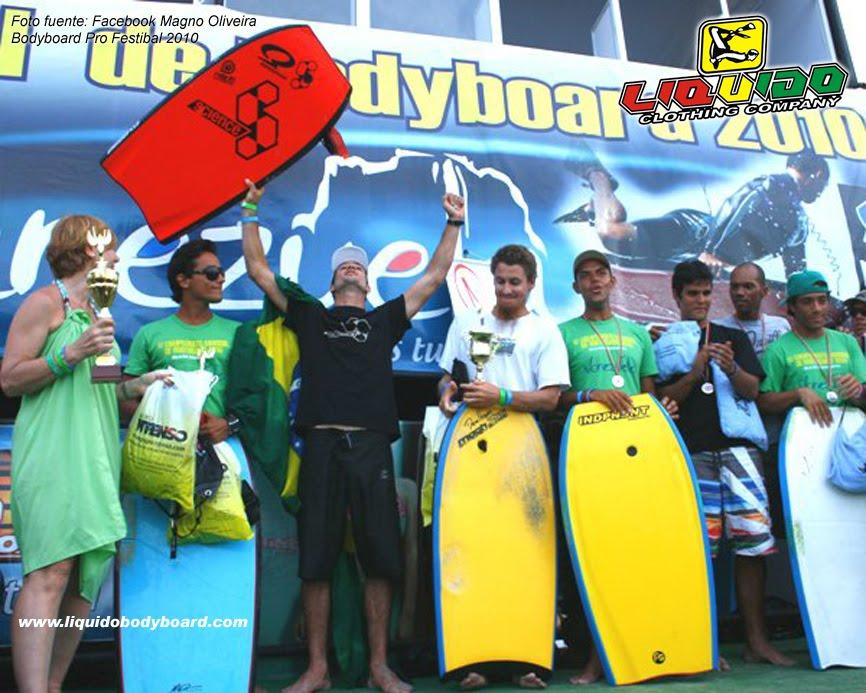 Champion Magno Oliveira