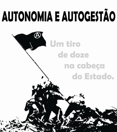 AUTONOMIA E AUTOGESTÃO
