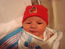 Our little Cyclone fan!