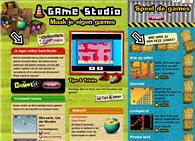 Naar de Game-studio