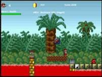voorbeeld van een mobiele game