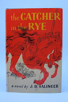 omslag boek Catcher in the rye
