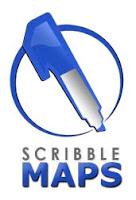 Klik hier om je aan te melden voor een gratis account bij Scribblemaps