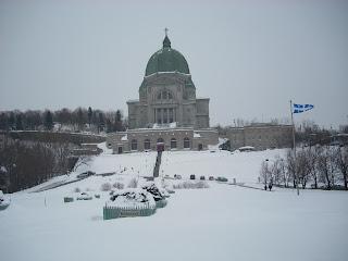 Oratorio de St.Joseph, Montreal