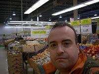 En la sección de verduras