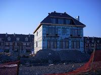 Una casa en construcción