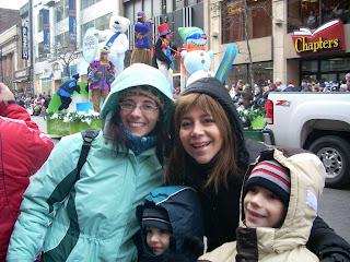 Laura, Moni, Nicolás y Andrés (perdón Christian la próxima nos incluyo a nosotros)