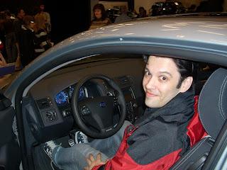 El favorito de Adrian, el Volvo C30