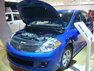 El candidato más firme, el Nissan Versa