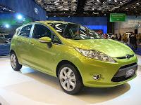 Ford Fiesta, una línea moderna