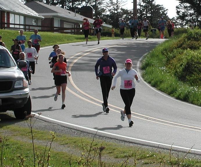 Whidbey Island Half Marathon 2007