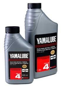 óleo meio litro yamalube