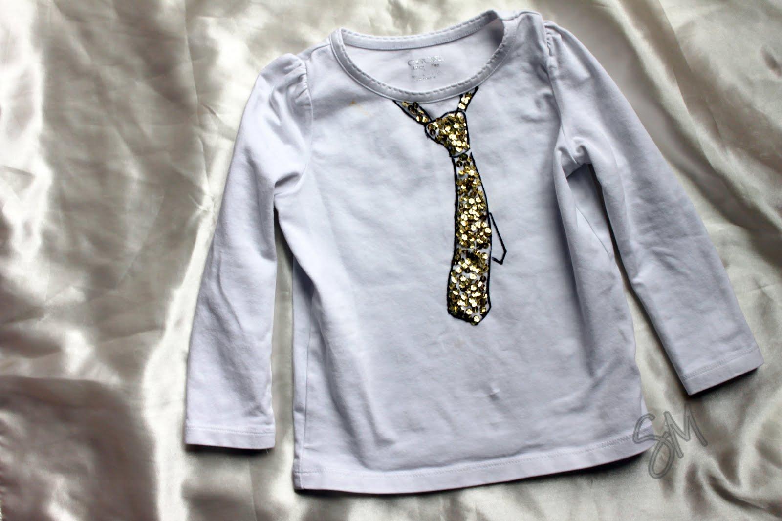 Украшение футболки пайетками своими руками