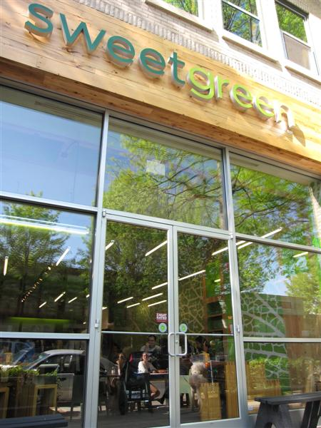 Lunching In The Dmv Sweetgreen Bethesda Md