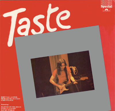 Best Of & Compilations (CD, LP, EP) Taste+LP+Slv