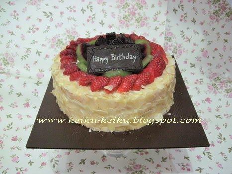 Keiku Cake Diabetic cake