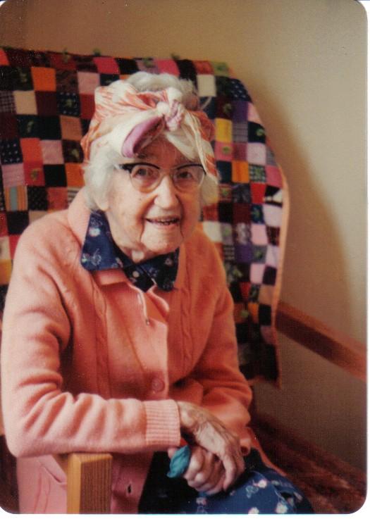 Get Knitting Grandma : Lucy elizabeth january