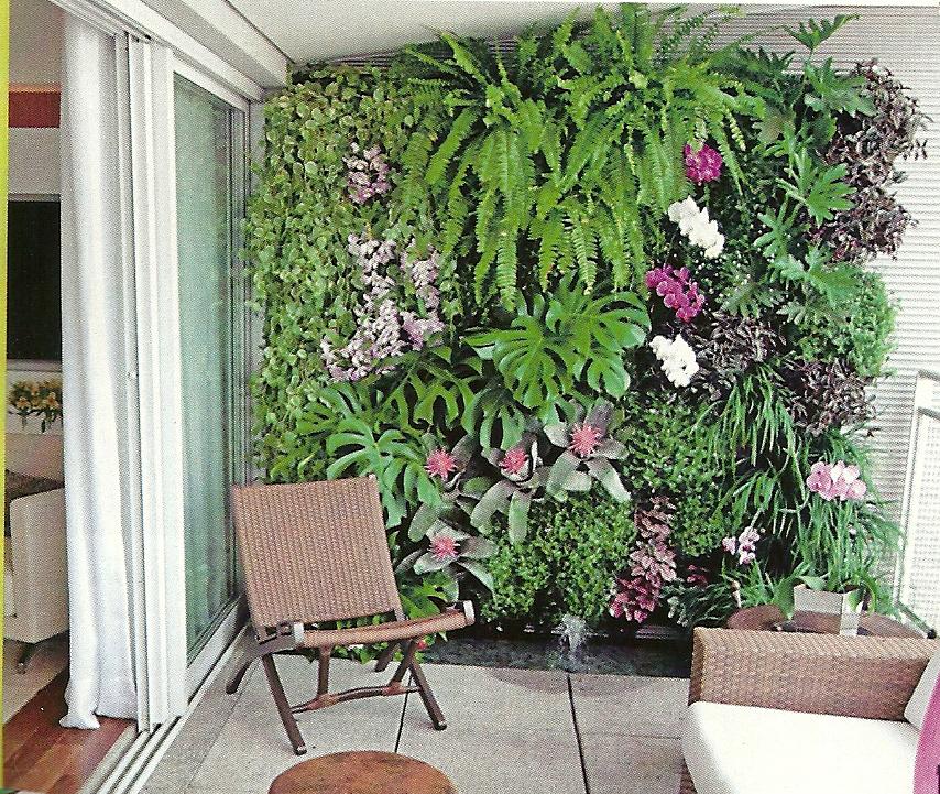 casa da Mi Jardim Vertical