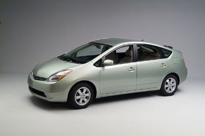 The latest prius, launched