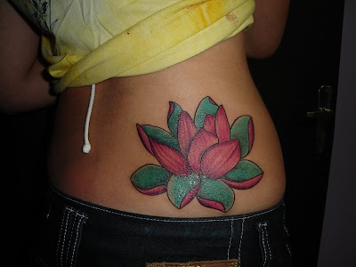 Exotic Tattoo (Flower) · Links to this post