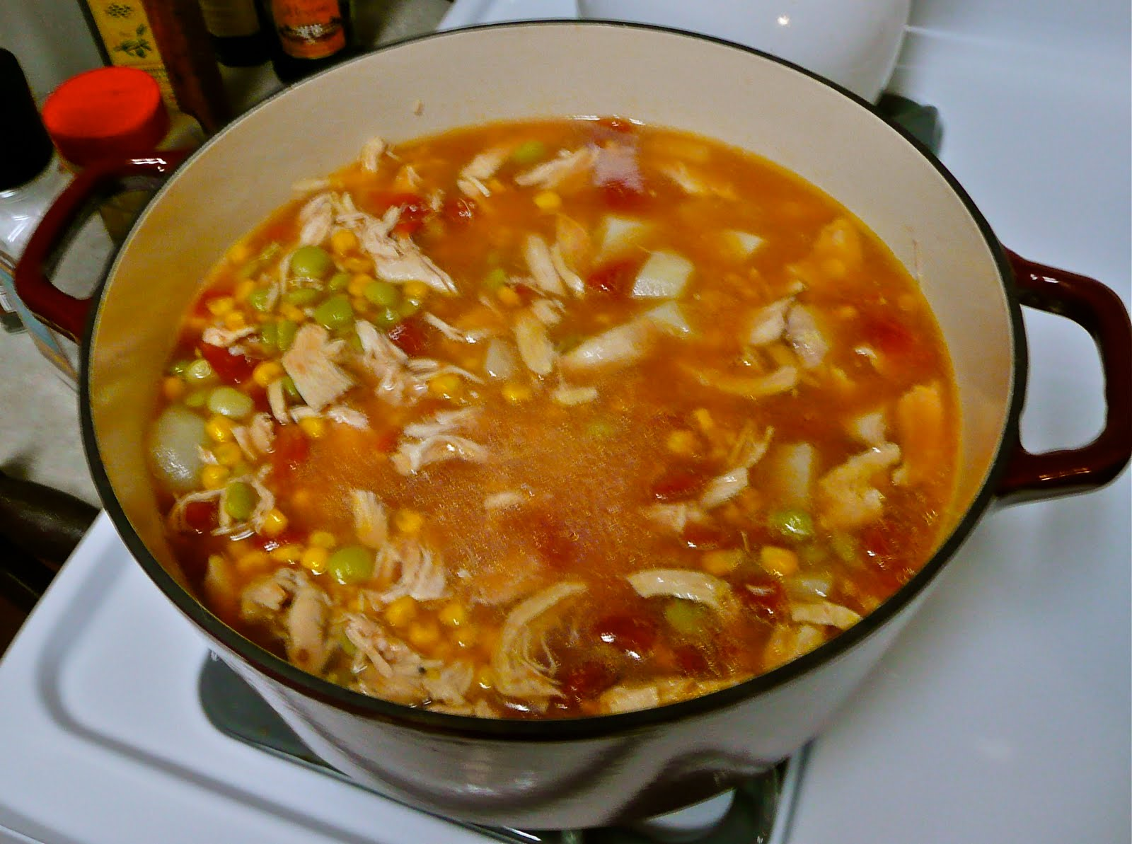 FROM A WRITER\'S KITCHEN: Stew Weather in June?