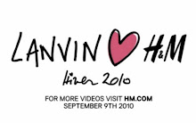 H&M Fashion Video - Lanvin for H&M CLICCA PER VEDERE!