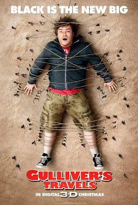 Gulliver's Travels l'affiche du film