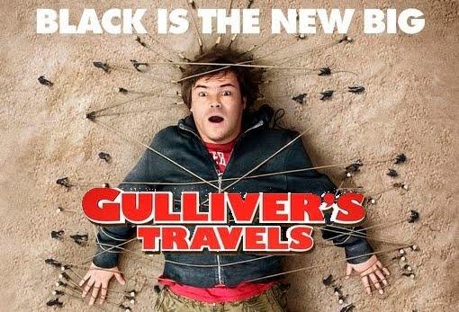 გულივერის მოგზაურობა / Gulliver's Travels