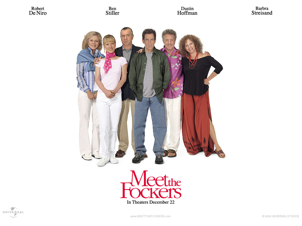 Meet the Fockers (2004) Poster
