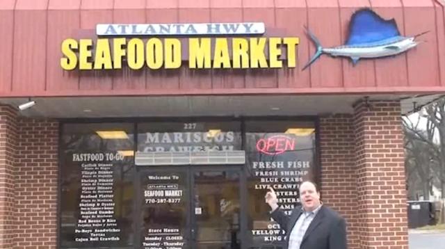 Atlanta fish autos post for The fish market atlanta