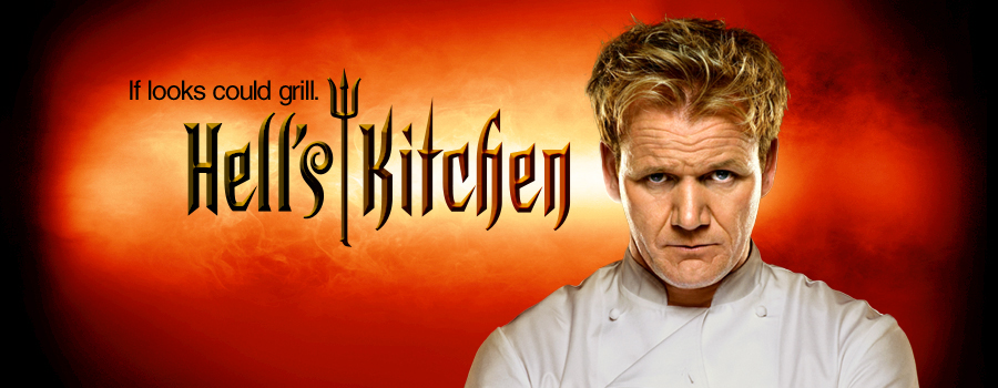 HELLS KITCHEN WITH GORDON RAMSEY - KITCHEN DESIGN PHOTOS