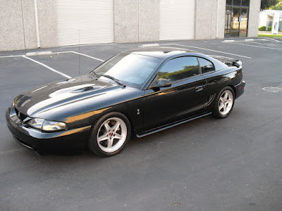 1998 ford mustang. 1998 FORD MUSTANG COBRA
