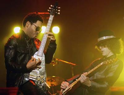 Lenny Kravitz en Vigo