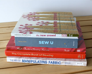 learn to sew, sewing books, teach yourself to sew, learn to sew