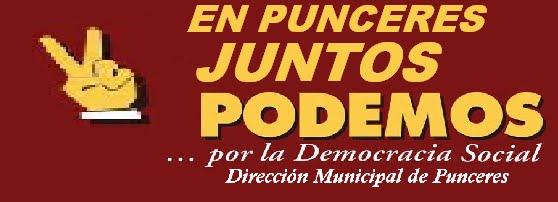 DIRECCION MUNICIPAL DE PODEMOS - PUNCERES