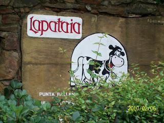 Tambo La Pataia. Uruguay. Maldonado. Lugares Sorprendentes.
