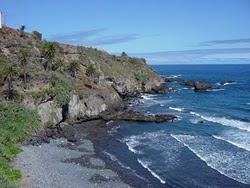 De Castro beach, Los Realejos.