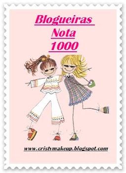Blogueiras Nota 1000