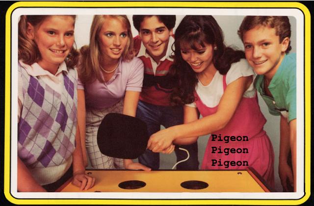 Pigeon Pigeon Pigeon