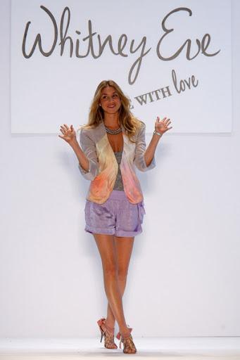 whitney port fashion show. and Whitney Port#39;s fashion