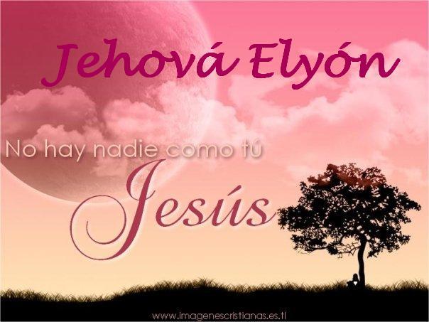 Jehova Elyon