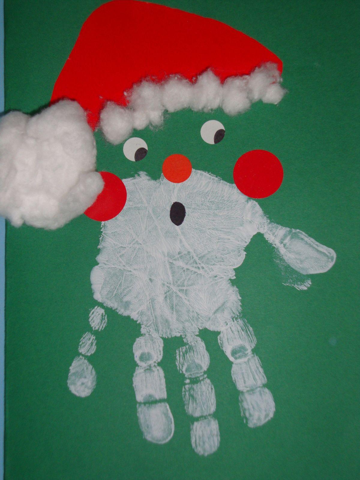 Educaci n infantil psj felicitaci n de navidad - Tarjetas de navidad hechas por ninos ...